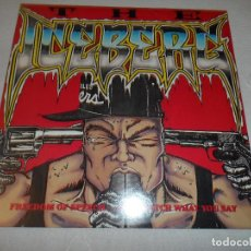 Discos de vinilo: ICE-T ?– THE ICEBERG (FREEDOM OF SPEECH... JUST WATCH WHAT YOU SAY). Lote 130181219