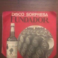 Disques de vinyle: TODOS BAILAMOS LABEL: DISCO SORPRESA FUNDADOR – 10.141 FORMAT: VINYL, 7 45 RP. Lote 130188159