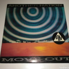 Discos de vinilo: ANOTHER NATION - MOVE OUT. Lote 130189316