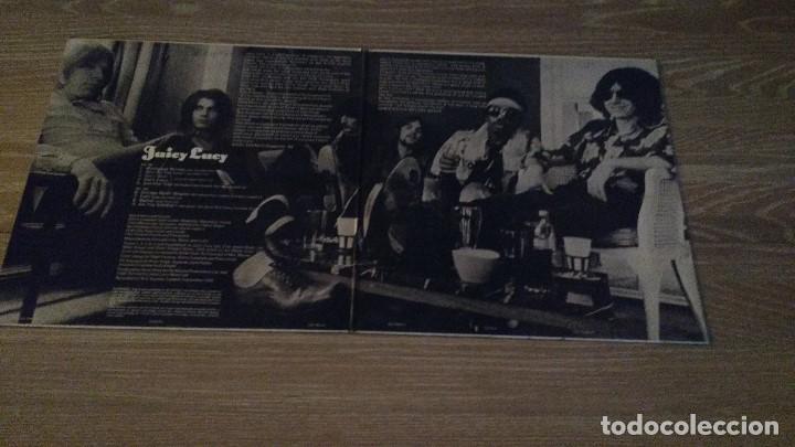 Discos de vinilo: ALBUM DE LA BANDA BRITANICA DE BLUES Y HARD ROCK JUICY LUCY - Foto 2 - 130194311