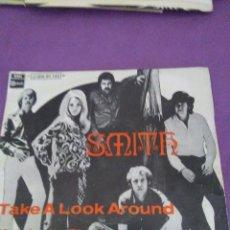 Discos de vinilo: SMITH TAKE A LOOK AROUND MOJALESKY RIDGE PROMO . Lote 130194771