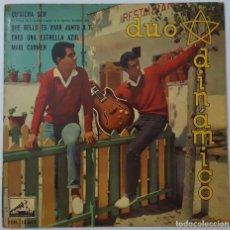 Discos de vinilo: EP - DUO DINAMICO - QUISIERA SER/QUE BELLO ES VIVIR JUNTO A TI/ERES UNA ESTRELLA AZUL/MARI CARMEN. Lote 130200311