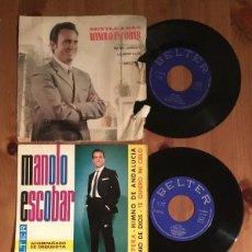 Discos de vinilo: LOTE DISCOS MANOLO ESCOBAR. Lote 130213383