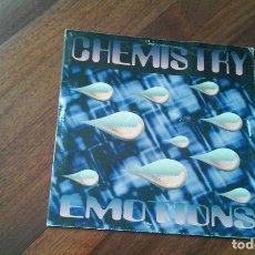 Discos de vinilo: CHEMISTRY-EMOTIONS.MAXI. Lote 130228330