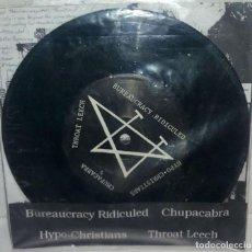 Discos de vinilo: DISCO DE VINILO SIMPLE HYPO-CHRISTIANS. Lote 130234906