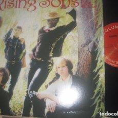 Discos de vinilo: RISING SONS TAJ MAHAL RY COODER (SUNDACED 2001) EDITADO LIMITADO RARO. Lote 130252050