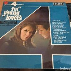 Discos de vinilo: RONNIE ALDRICH (FOR YOUNG LOVERS) LP ESPAÑA 1968 (VIN-A8). Lote 130264206