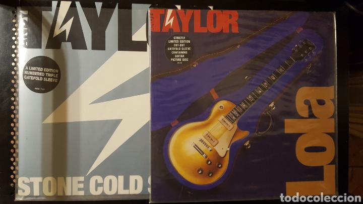 MAXIS - ANDY TAYLOR (DURAN DURAN) - STONE COLD SOBER - LOLA - EDICIONES LIMITADAS (Música - Discos de Vinilo - Maxi Singles - Pop - Rock - New Wave Extranjero de los 80)