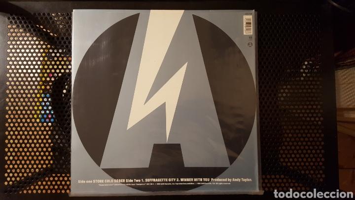 Discos de vinilo: Maxis - Andy Taylor (Duran Duran) - Stone Cold Sober - Lola - Ediciones limitadas - Foto 3 - 130278778