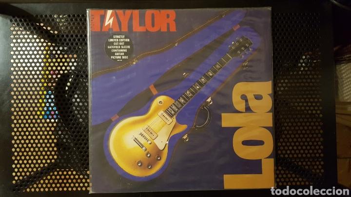 Discos de vinilo: Maxis - Andy Taylor (Duran Duran) - Stone Cold Sober - Lola - Ediciones limitadas - Foto 4 - 130278778