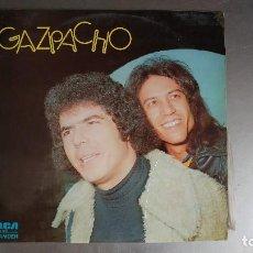 Discos de vinilo: GAZPACHO-LP GAZPACHO. Lote 130281166