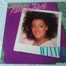 Discos de vinilo: 31-LP PATTI LA BELLE, WINNER IN YOU, 1986. Lote 130281610