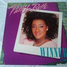 Discos de vinilo: 31-LP PATTI LA BELLE, WINNER IN YOU, 1986. Lote 130281610