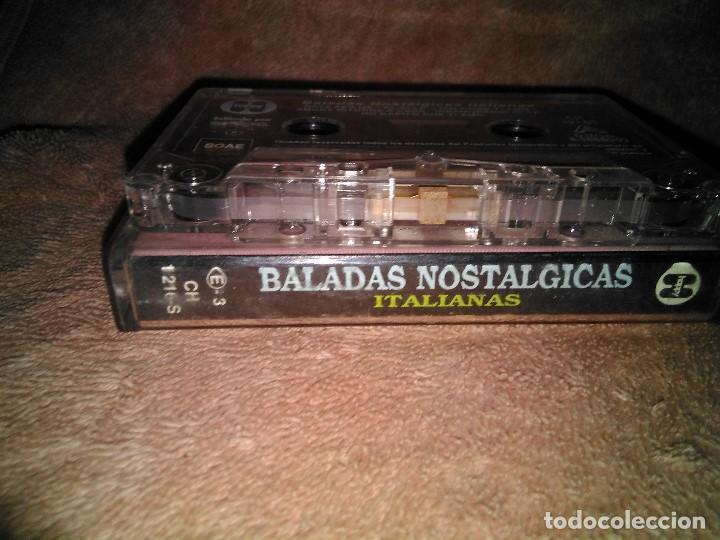 Discos de vinilo: Dos cassettes exitos de baladas - Foto 4 - 130284002