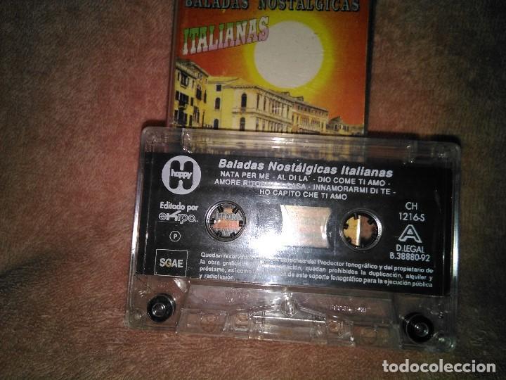 Discos de vinilo: Dos cassettes exitos de baladas - Foto 5 - 130284002