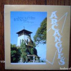 Discos de vinilo: HOMENAJE A LUIS MARIANO - ARCANGUES . Lote 130284858