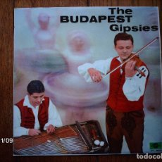 Discos de vinilo: THE BUDAPEST GIPSIES . Lote 130286258