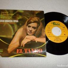 Discos de vinilo: GRAN ORQUESTA TIPICA - EL TANGO. Lote 130332510