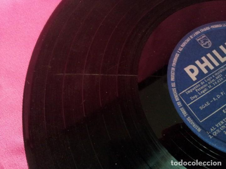 Discos de vinilo: LP, EL CAMARON DE LA ISLA CON LA COLABORACION ESPECIAL DE PACO DE LUCIA - PHILIPS 1969 - Foto 4 - 130345682