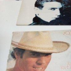 Disques de vinyle: TRAST BAL2 DISCO GRANDE 12 PULGADAS JULIO IGLESIAS SOY . Lote 130347250