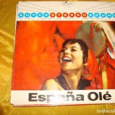 Discos de vinilo: ESPAÑA OLÉ. AL CAIOLA. TIME RECORDS. EDICION ALEMANA. Lote 130348818