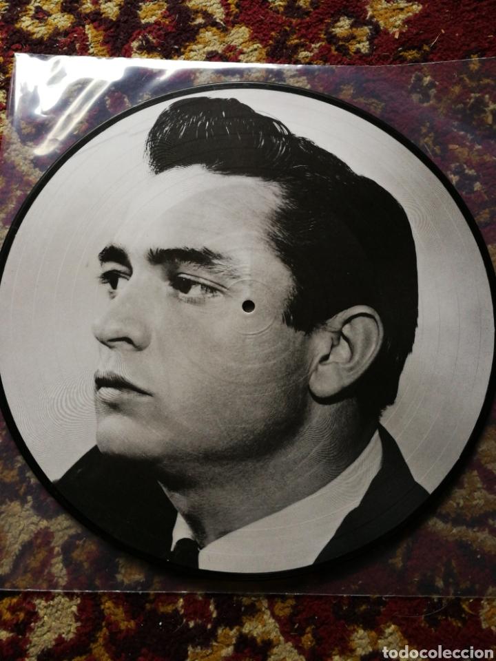 Discos de vinilo: LP JOHNNY CASH- GET RHYTHM, ED.FOTOGRAF, DENMARK 1984. - Foto 4 - 130353536