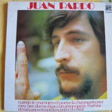 Discos de vinilo: LP - JUNA PARDO - MISMO TITULO (SPAIN, DISCOS CAUDAL 1976). Lote 130355442