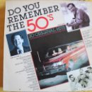 Discos de vinilo: LP - DO YOU REMEMBER THE 50'S - VARIOS (20 ORIGINALS HITS) (GERMANY SIN FECHA). Lote 130356386