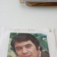 Discos de vinilo: BAL-6 DISCO CHICO 7 PULGADAS ALBERTO CORTEZ POBRE MI PATRON MI ARBOL Y YO . Lote 130362346