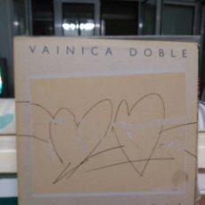 Discos de vinilo: VAINICA DOBLE, TAQUICARDIA. NUEVOS MEDIOS 1984. Lote 130364308