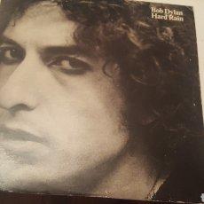 Discos de vinilo: DISCO DE BOB DYLAN HARD RAIN CBS 1976 MADE IN ENGLAND VER FOTO. Lote 130364695