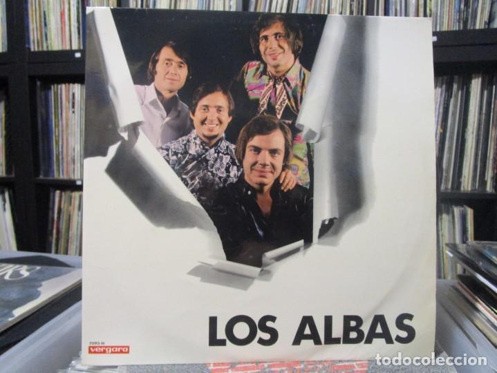 LOS ALBAS - LOS ALBAS (LP, ALBUM) 1969 (Música - Discos - LP Vinilo - Grupos Españoles 50 y 60)