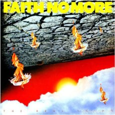 Discos de vinilo: FAITH NO MORE ?– THE REAL THING (UK, 1989). Lote 130369962