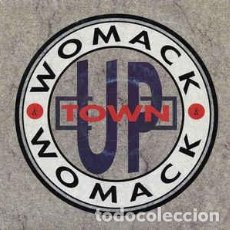 Discos de vinilo: WOMACK & WOMACK - UPTOWN - 7 SINGLE - AÑO 1991. Lote 130395822