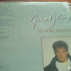 Discos de vinilo: GERARD JOLING-NO MORE BOLEROS-(ELOISE)(NO MORE BOLEROS -EN ESPAÑOL)(PARTICIPO EN EUROVISION 88). Lote 130400858