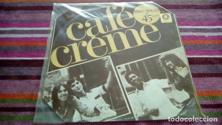 CAFÉ CRÉMME MAXI EMI ODEON 1977 (Música - Discos de Vinilo - Maxi Singles - Pop - Rock Extranjero de los 70)