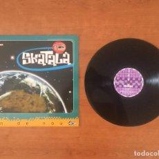 Discos de vinilo: SKATALÀ - UN DE NOU (PRIMERA EDICIÓ 1995 AL·LELUIA RECORDS). Lote 130413098