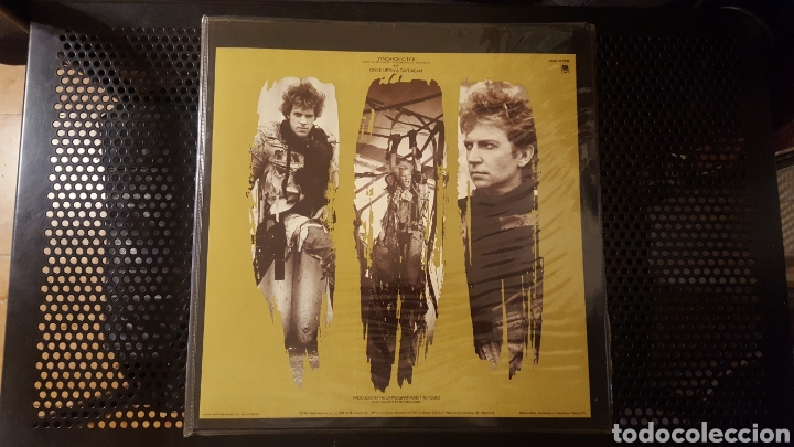 Discos de vinilo: Maxis - The Police / Sting - Wrapped Around Your Finger - Synchronicity II - King Of Pain - Foto 5 - 130437722