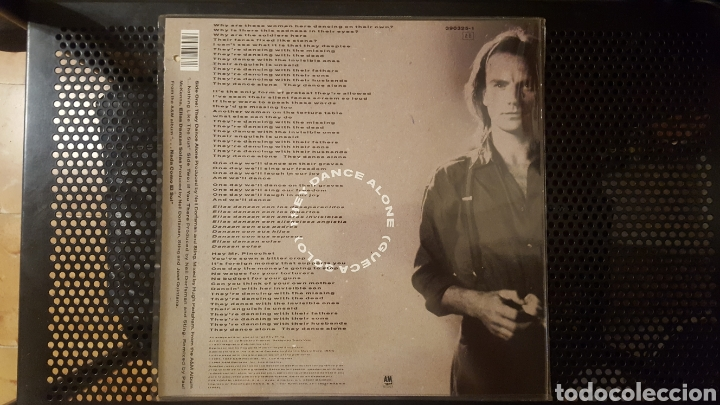 Discos de vinilo: Maxis - The Police / Sting - Wrapped Around Your Finger - Synchronicity II - King Of Pain - Foto 9 - 130437722