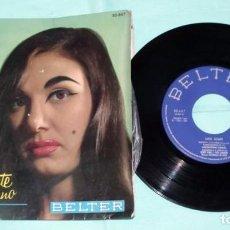 Discos de vinilo: SINGLE - ARGENTINA CORAL - CANTE GITANO. Lote 130442526