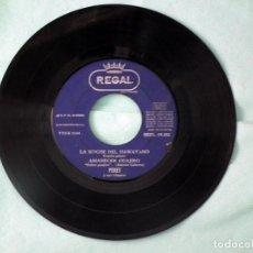 Discos de vinilo: SINGLE - PERET - LA NOCHE DEL HAWAIANO. Lote 130442934
