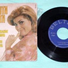 Discos de vinilo: SINGLE - CONCHITA BAUTISTA - QUE COSA GARNDE ES EL AMOR. Lote 130444278