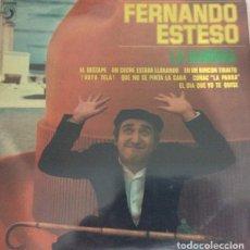 Discos de vinilo: FERNANDO ESTESO ?– LA RAMONA (ESPAÑA, 1976). Lote 130453934