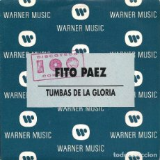 Discos de vinilo - Fito Páez – Tumbas De La Gloria (España, 1992) - 130454082
