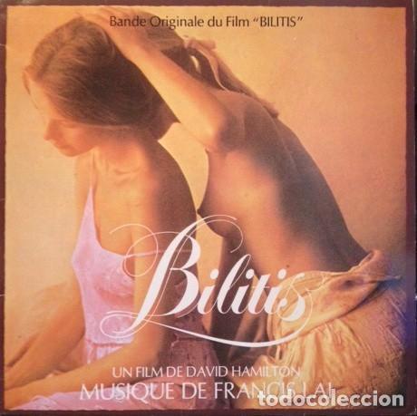 FRANCIS LAI ?– BILITIS (BANDE ORIGINALE DU FILM) [ESPAÑA, 1980] (Música - Discos - LP Vinilo - Bandas Sonoras y Música de Actores )