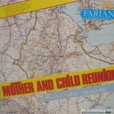 Discos de vinilo: FRANK FARIAN CORPORATION FEATURING REGGIE TSIBOE– MOTHER AND CHILD REUNION (ESPAÑA, 1985). Lote 130454658