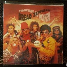 Discos de vinilo: MAXI - DREAD ZEPPELIN – STAIRWAY TO HEAVEN - I.R.S. RECORDS – DREAD T2 - LED ZEPPELIN EN REGGAE!!. Lote 130477232