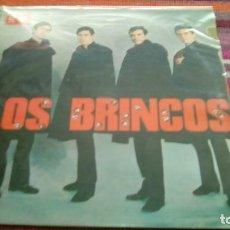 Discos de vinilo: LOS BRINCOS-RECOPILATORIO.LP 1985 ZAFIRO. Lote 130489786