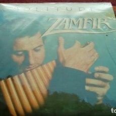 Discos de vinilo: ZAMFIR SOLITUDE LP 1982. Lote 130504962
