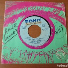 Discos de vinilo: DOMENICO MODUGNO PIOVE (CIAO CIAO BAMBINA)/ VENTU D´ESTATI FONIT ED. ITALIANA FESTIVAL SAN REMO 1959. Lote 130511002